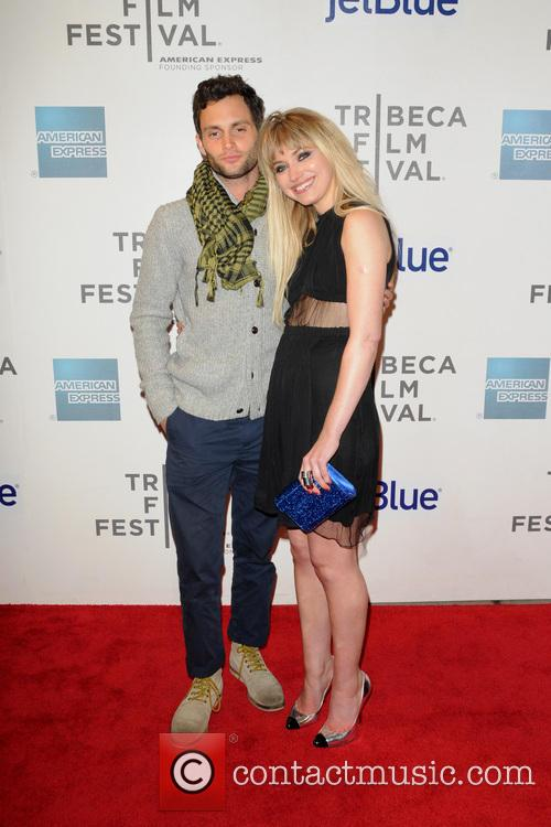 Penn Badgley and Imogen Poots 3