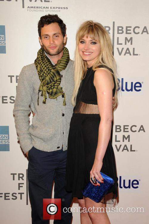 Penn Badgley and Imogen Poots 4