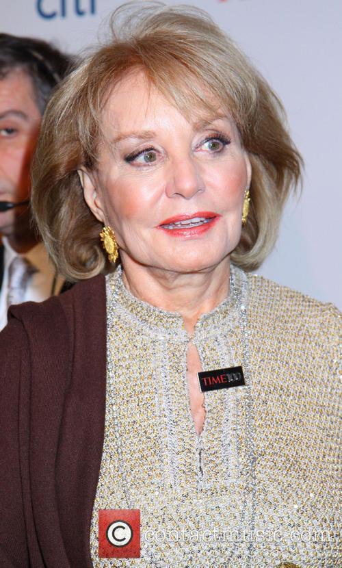 Barbara Walters, Times 100 Gala