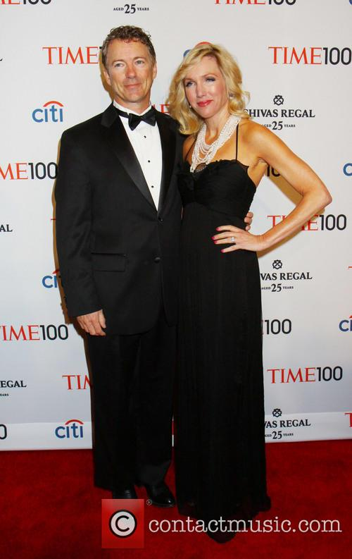 Rand Paul and Kelley Ashby 2