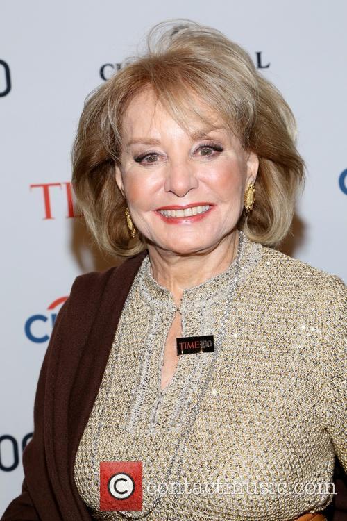 Barbara Walters, TIME 100 Gala