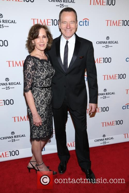 Bryan Cranston at the TIME 100 Gala in New York