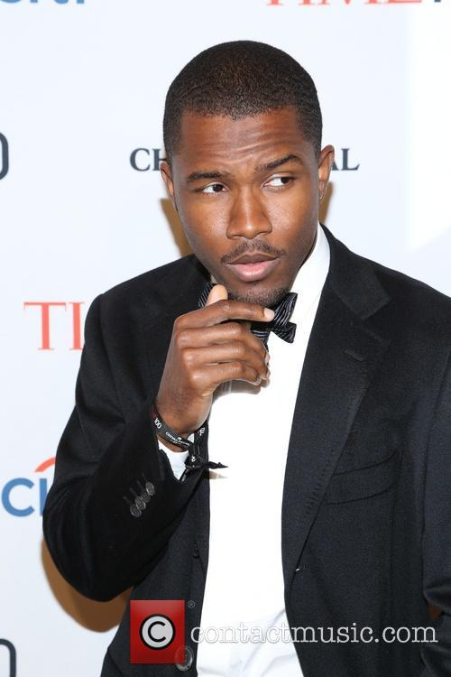Frank Ocean at the Time 100 Gala