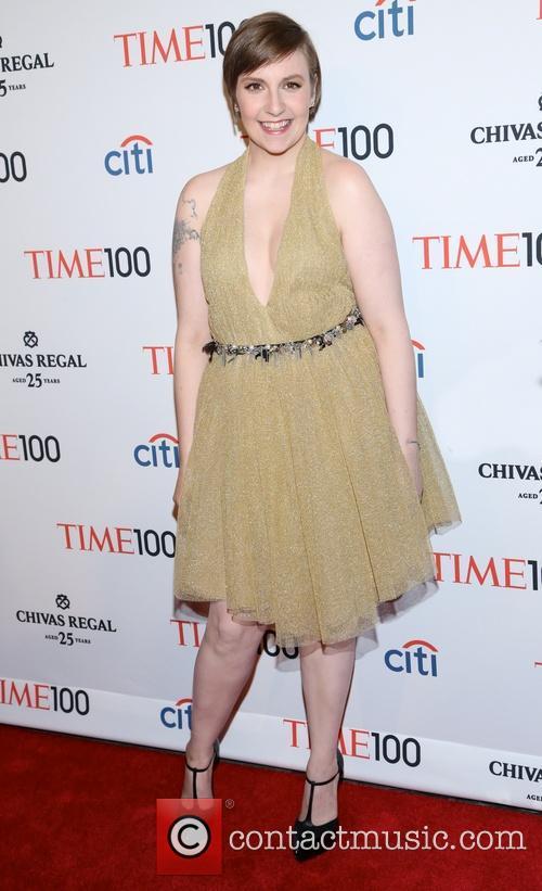 Lena Dunham Time 100