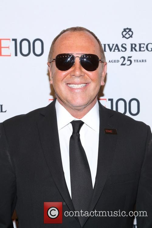 Michael Kors at the TIME 100 Gala in New York