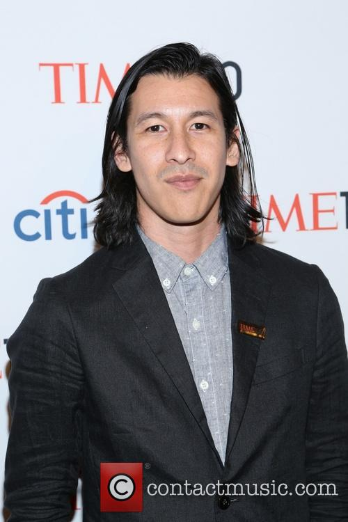 Perry Chen at the TIME 100 Gala in New York