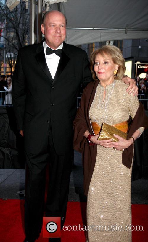 Bill Getty and Barbara Walters 2