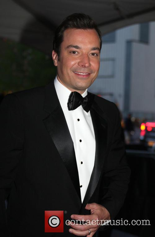 Jimmy Fallon at the TIME 100 Gala in New York