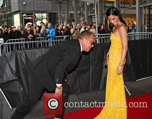 Olivia Munn and Michael Kors 1