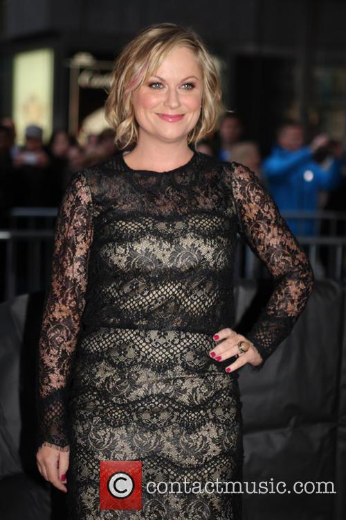 Amy Poehler at the TIME 100 Gala in New York