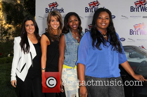 Kree Harrison, Angie Miller, Amber Holcomb and Candice Glover 2
