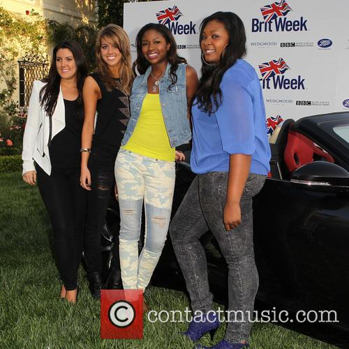 Kree Harrison, Angie Miller, Amber Holcomb and Candice Glover 1
