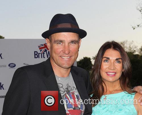 Vinnie Jones and Tanya Jones 5