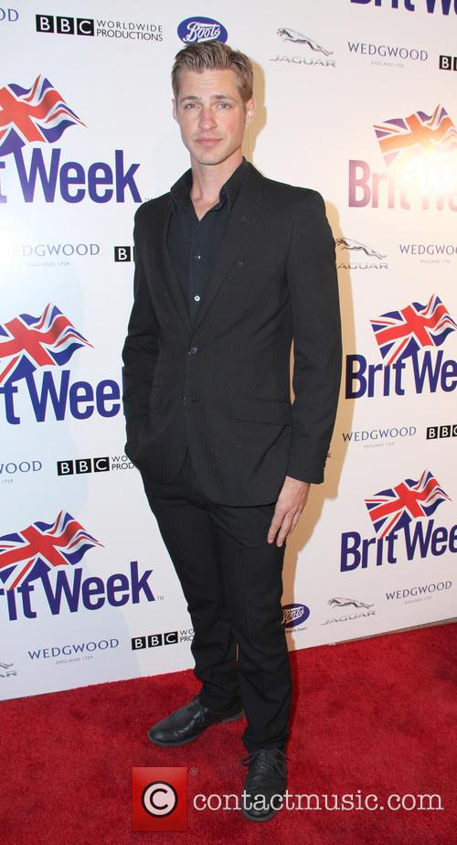Old Hollywood celebrates BritWeek 2013
