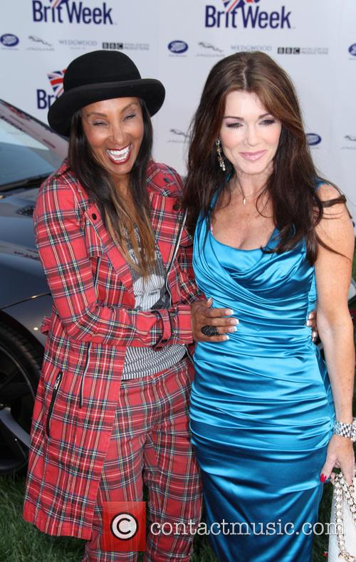 Downtown Julie Brown and Lisa Vanderpump 5