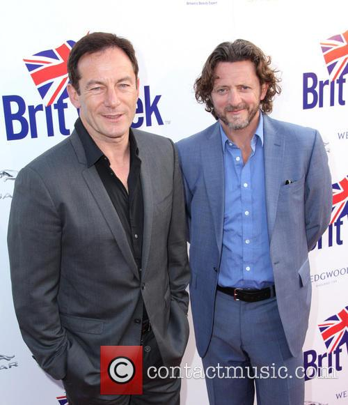 Jason Isaacs and Gary Love 7