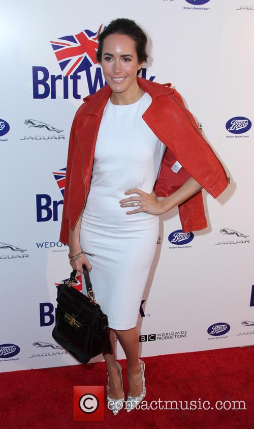 louise roe old hollywood celebrates britweek 2013 3624849