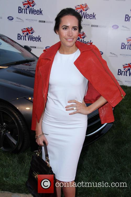 louise roe old hollywood celebrates britweek 2013 3624853