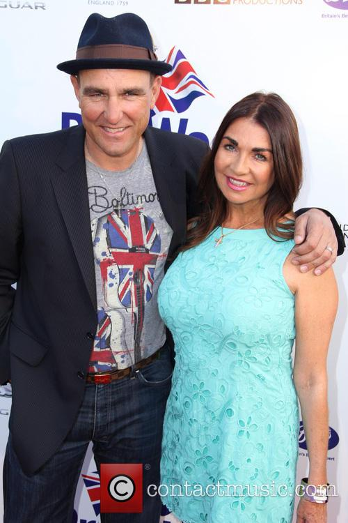 Vinnie Jones and Tayna Jones 6