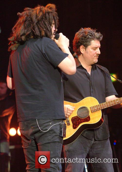Adam Duritz and David Immergluck 5