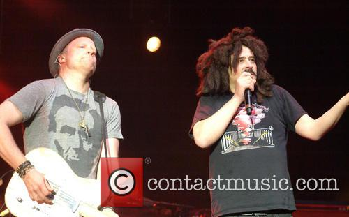 daniel vickrey adam duritz counting crowes performing at 3624812