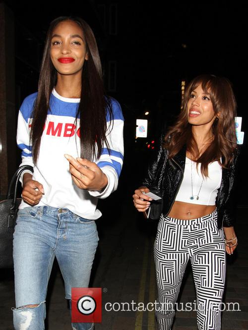 Jourdan Dunn and Jade Ewen 4
