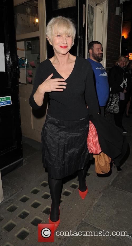 Dame Helen Mirren, Dame Helen Lydia Mirren