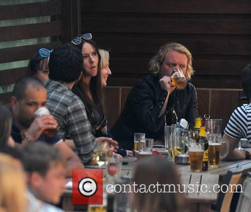 Leigh Francis aka Keith Lemon spotted in a...