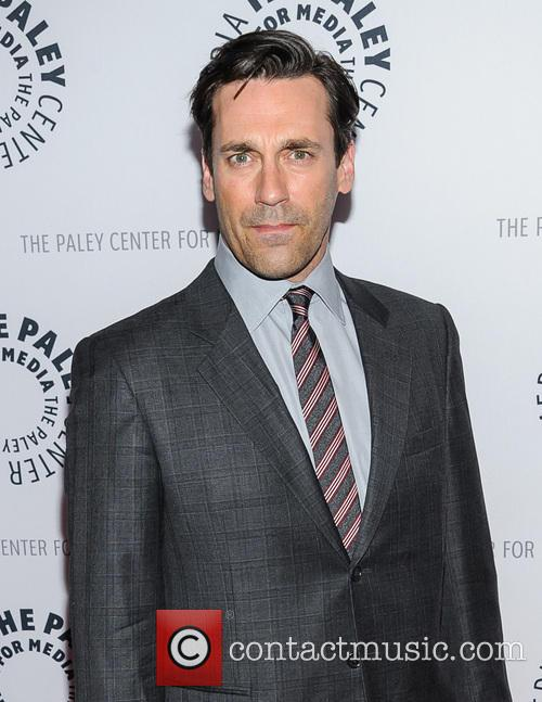 Jon Hamm, Paley Center Mad Men Event
