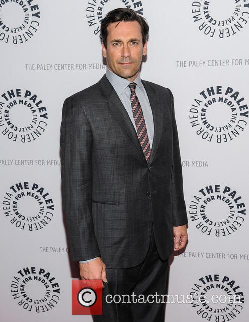 Jon Hamm, Paley Center