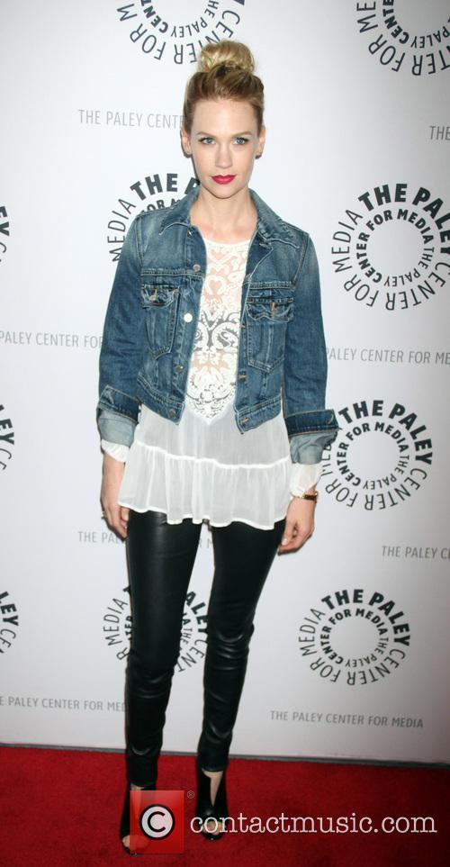 January Jones, Paley Center