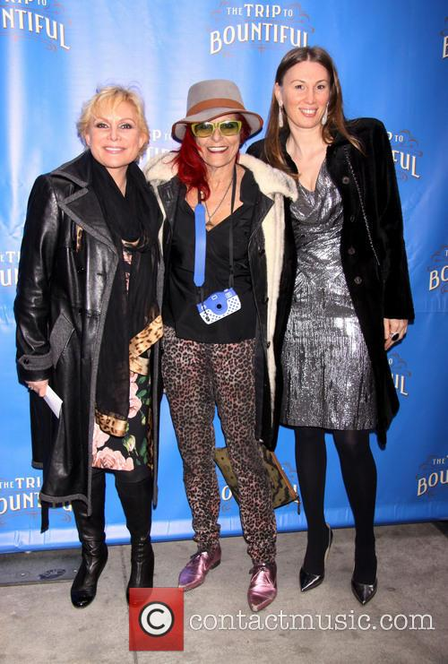 Guest, Patricia Field and Guest 3