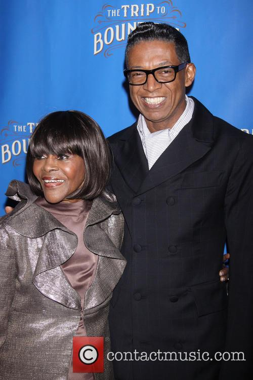 Cicely Tyson and B. Michael 7