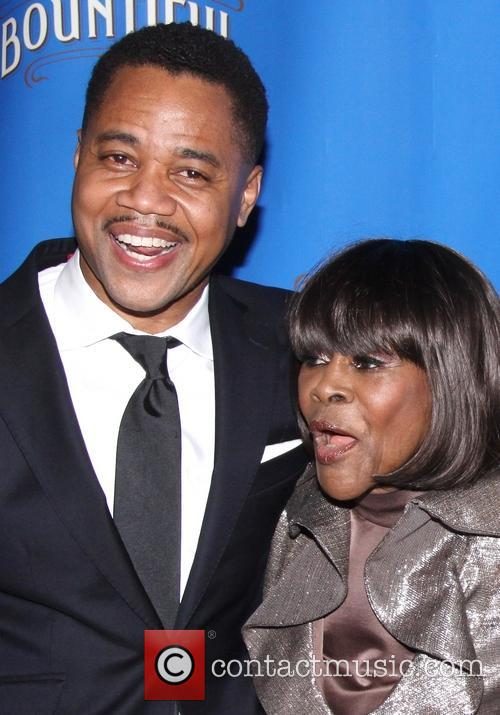 Cuba Gooding Jr. and Cicely Tyson 3