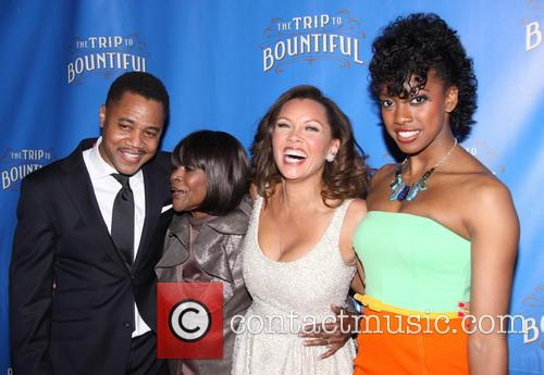 Cuba Gooding Jr., Cicely Tyson, Vanessa Williams and Condola Rashad 5