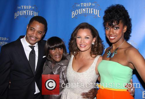 Cuba Gooding Jr., Cicely Tyson, Vanessa Williams and Condola Rashad 6