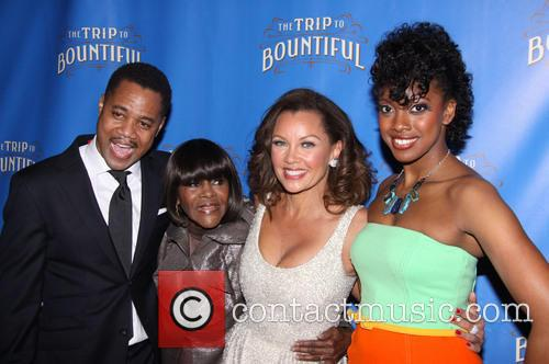 Cuba Gooding Jr., Cicely Tyson, Vanessa Williams, Condola Rashad