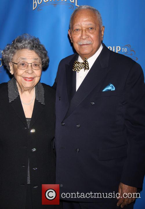 Joyce Dinkins and David Dinkins