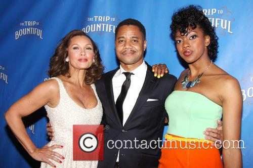 Vanessa Williams, Cuba Gooding Jr. and Condola Rashad 2