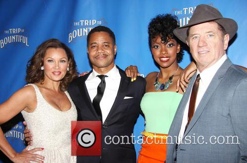 Vanessa Williams, Cuba Gooding Jr., Condola Rashad and Tom Wopat 4