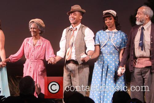 Cicely Tyson, Cuba Gooding Jr., Condola Rashad and Arthur French 3