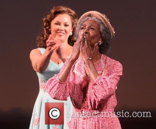 Vanessa Williams and Cicely Tyson 8