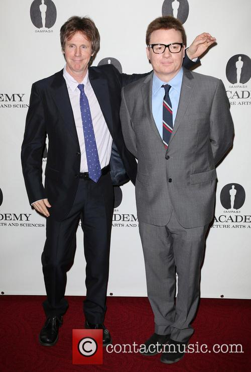 Dana Carvey and Mike Myers 2