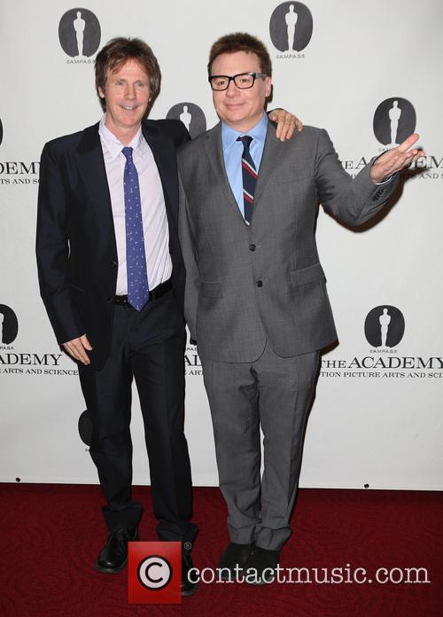 Dana Carvey and Mike Myers 3