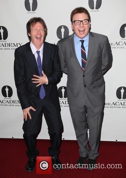 Dana Carvey and Mike Myers 5