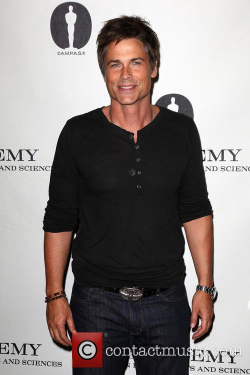 Rob Lowe, AMPAS Samuel Goldwyn Theater