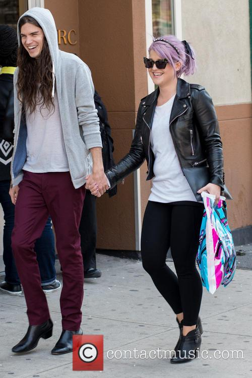 Kelly Osbourne and Matthew Mosshar 2