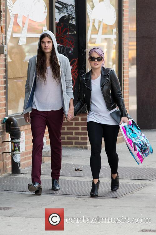 Kelly Osbourne and Matthew Mosshar 5