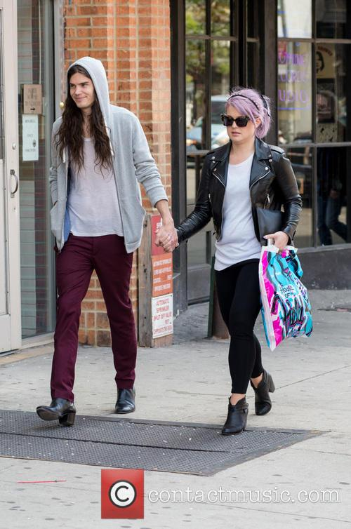 Kelly Osbourne and Matthew Mosshar 1