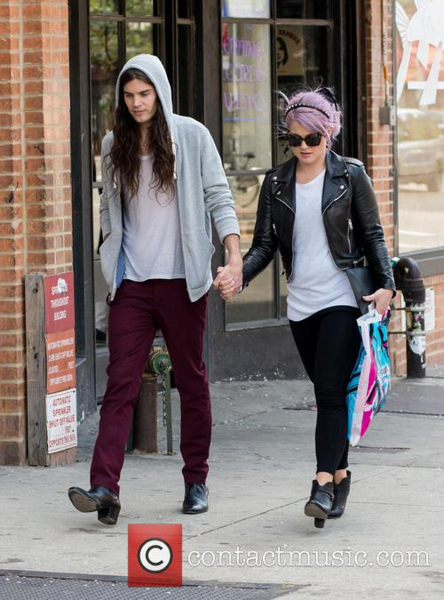 Kelly Osbourne and Matthew Mosshar 6